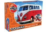 VW Camper Van Quick Build, helppo kasata
