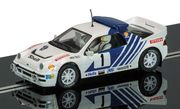 Scalextric Ford RS200 Rally of Sweden 1986 1/32