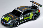 Carrera GO! Porsche 997 GT3 Monster FM 1/43
