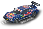 Carrera GO! BMW M4 DTM Red Bull Wittman 1/43