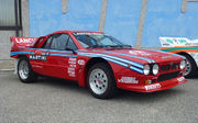 Lancia 037 Rally Test Car 1985 M.Alen 1/32