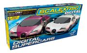 Scalextric Digital Supercars autoratapaketti 1/32