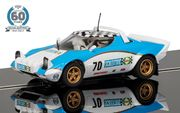 Scalextric Lancia Stratos 60th anniversary collection 1/32