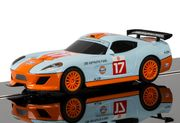 Scalextric GT Lightning - Team Gulf 1/32