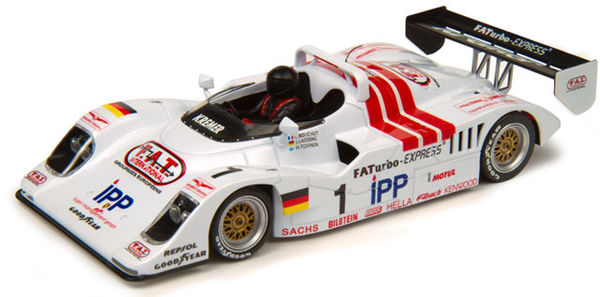 Porsche Kremer - Team FAT - LeMans 1996, H.Toivonen 1/32