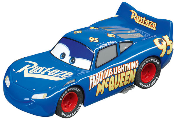 Carrera GO! Disney Fabulous Mc Queen 1/43