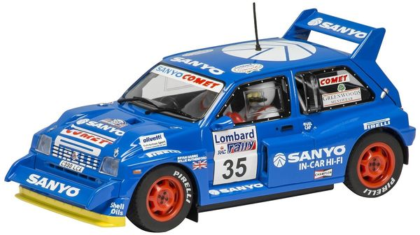 Scalextric MG Metro 6R4 1/32