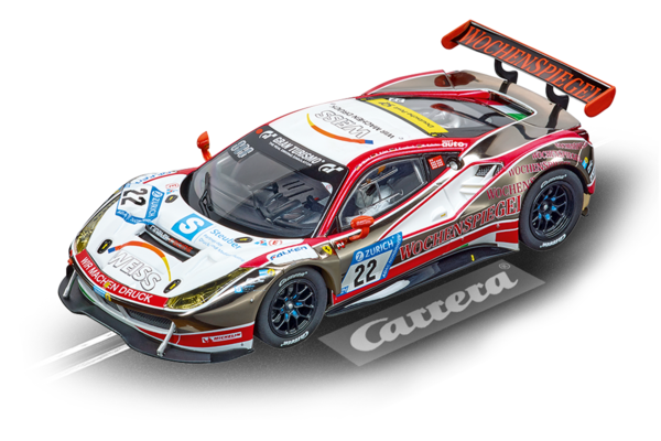 "Carrera Evo Ferrari 488 GT3 ""WTM Racing, No.22"" 1/32"
