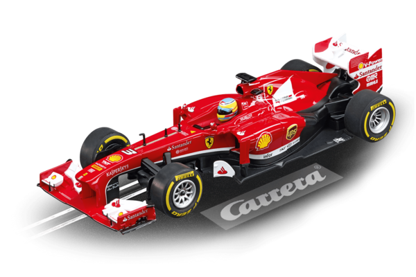 "Carrera Digital 132 Ferrari F138 ""F.Alonso, No.3"""