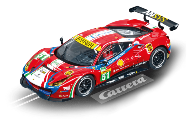 "Carrera Digital132 Ferrari 488 GTE ""AF Corse, No.51"""