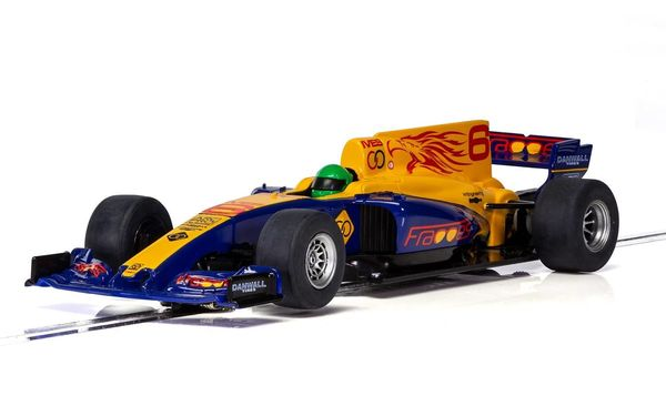 Scalextric 2017 Blue Wings F1 1/32
