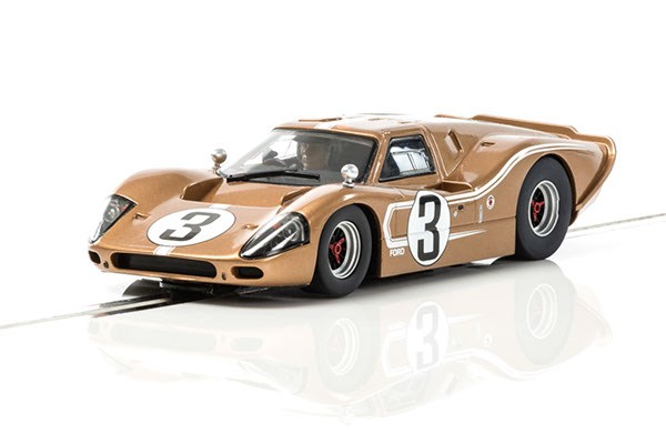 Scalextric Ford GT MKIV, Le Mans 1967 1/32