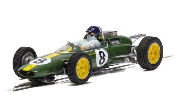 Scalextric Lotus 25 Jim Clark Monza 1963 First World Championship 1/32