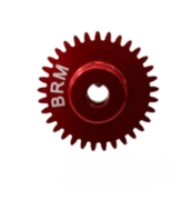 BRM Anglewinder Ergal Spur Gear 33th 1/24