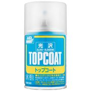 Mr Hobby Top Coat Spraylakka kiiltävä 86ml