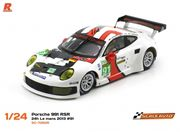 Scaleauto Porsche 991 RSR LeMans 2013 Team Manthey 91 1/24