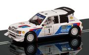 Scalextric Peugeot 205T16 T.Salonen Classic collection