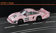 "Porsche 935/78 Moby Dick ""Pink Pig"" Historic Special Edition 1/32 Sideways"