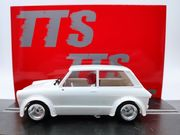 TTS Autobianchi A112 Abarth White Kit 1/24