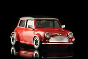 BRM Mini Cooper red 1/24