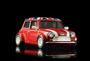 BRM Mini Cooper Red Union Jack 1/24