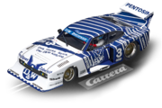 "Carrera Evo Ford Capri Zakspeed Turbo ""D&W-Zakspeed Team, No.3"" 1/32"