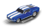 Carrera GO!Ford Mustang '67 - Racing Blue 1/43