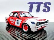 TTS Ford Escort RS1600 #6 Belga Rally 1/24
