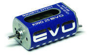 NSR moottori King 25K EVO 25000rpm long can