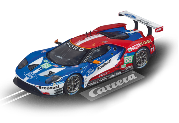 Carrera Evo Ford GT Race Car 1/32
