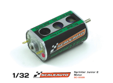 Moottori SC-29 Sprinter Junior 2, Active cooling system