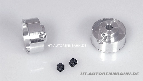 Aluvanteet Pro Racing 2, 15x6mm, 3mm akselille