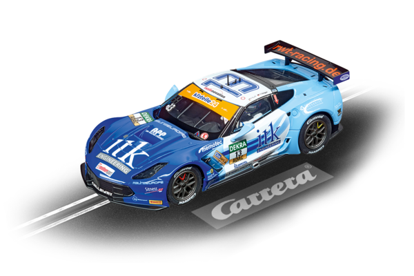 "Chevrolet Corvette C7.R ""RWT-Racing, No.13"" Carrera Digital132"
