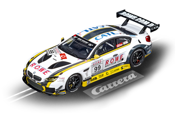 "Carrera Evo BMW M6 GT3 ""ROWE RACING, No.99"" 1/32"