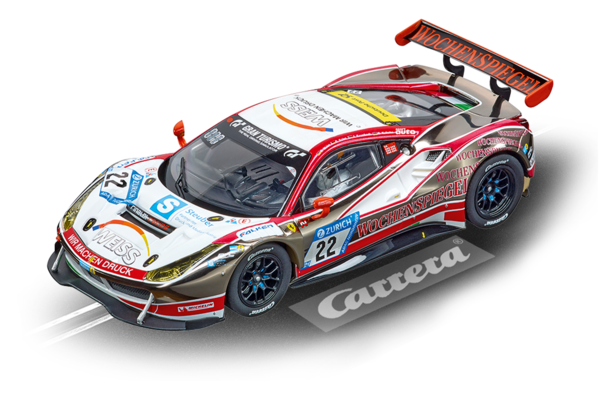 "Carrera Digital132 Ferrari 488 GT3 ""WTM Racing, No.22"""