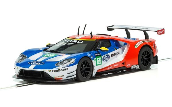 Scalextric Ford GT GTE Le Mans 2017 No.69 1/32